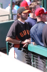 Barry Zito, Spring Training