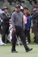 Tiger Woods Practice Green