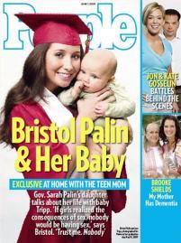 Bristol Palin & Tripp