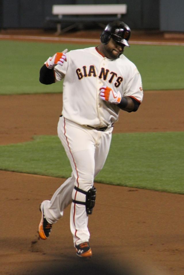 Pablo's three-run homer