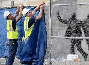 Joe Paterno Statue Removal
