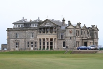The Royal & Ancient Clubhouse