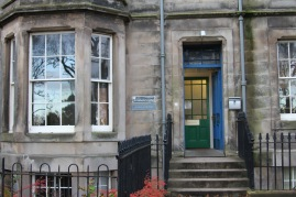 University of St. Andrews History Department