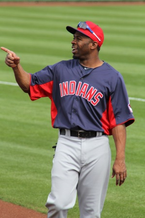 Michael Bourn nearly loses a finger, thanks to me.