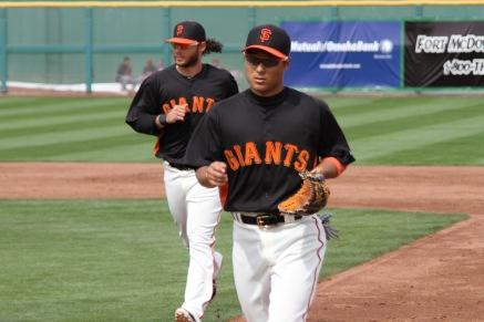 Kensuke Tanaka was pretty good at second base.