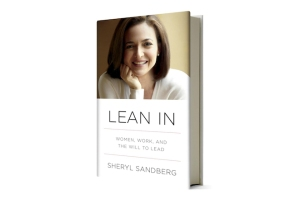 Lean In Book Jacket