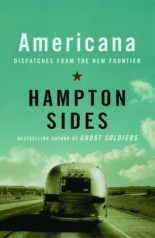 Book jacket for Americana, by Hampton Sides