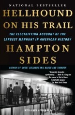 Book jacket for Hellhound On His Trail, by Hampton Sides