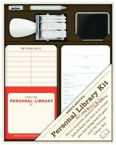 A Personal Library Kit