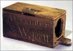 Alexander Wolcott Camera