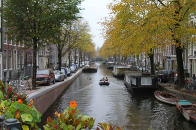 Kees de Jongenbrug, Amsterdam, the Netherlands