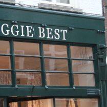 Shop called Biggie Best, the Netherlands