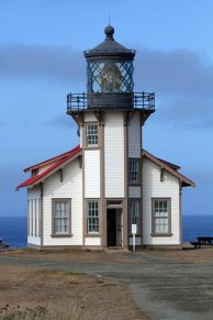 Point Cabrillo Light Station. Fort Bragg, California.