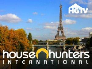 House Hunters International on HGTV, image of Paris