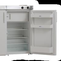 Mini European Style Refridgerator
